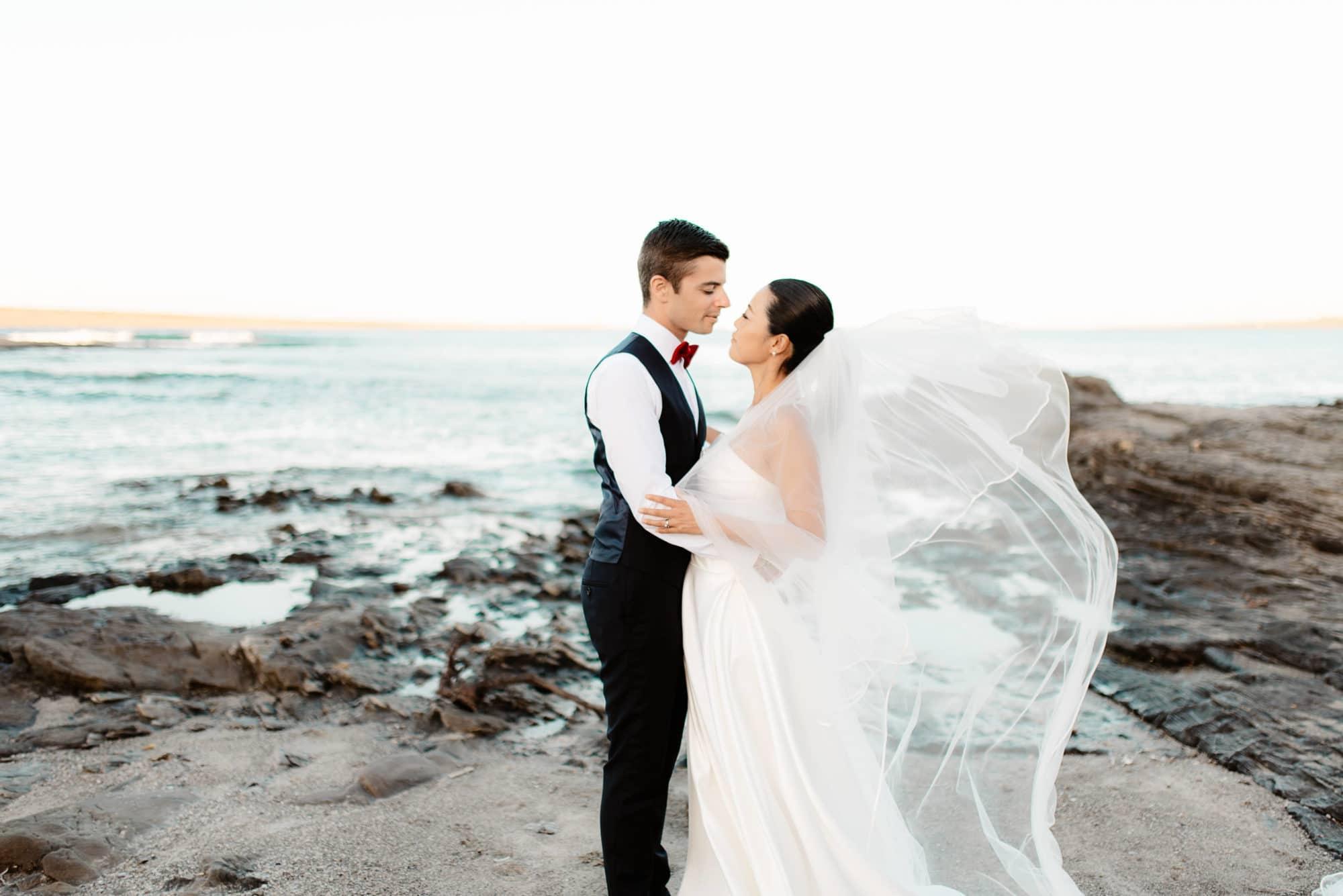Wedding Stintino with Japanese bride