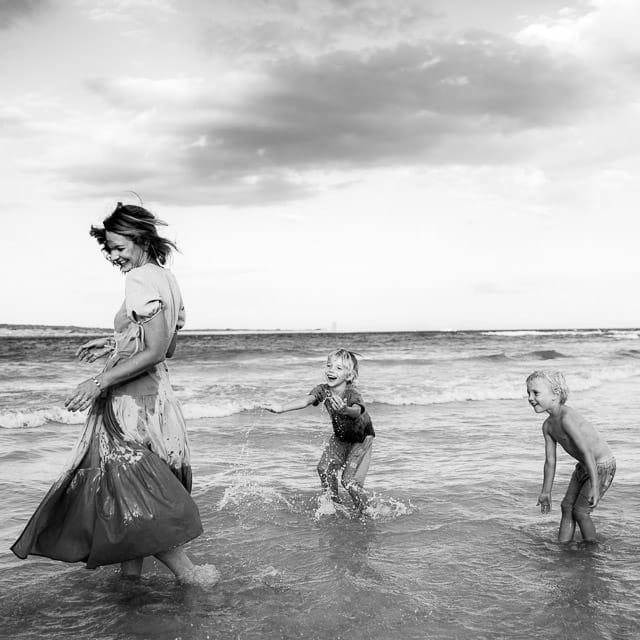 Porto Cervo family photos