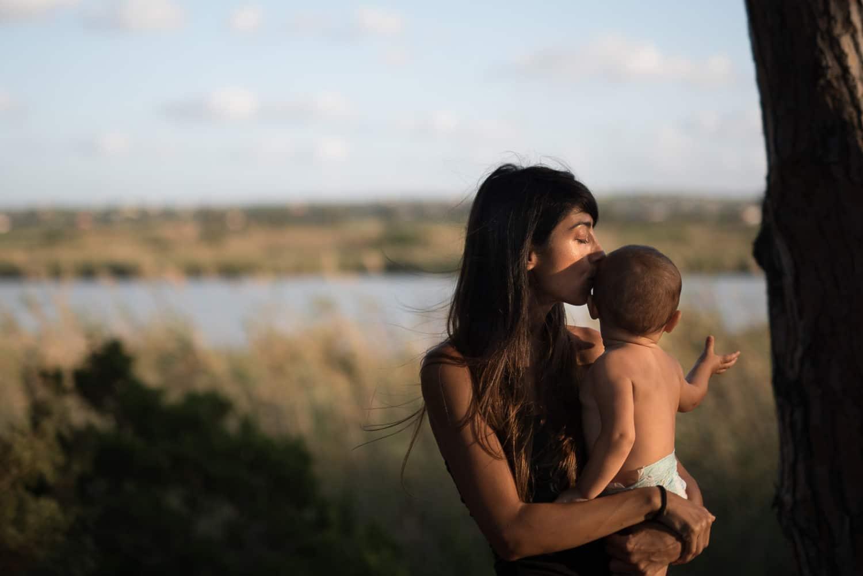 Sardinia family photos costa Smeralda