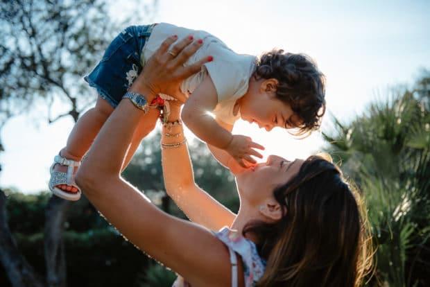 Family photo sassari