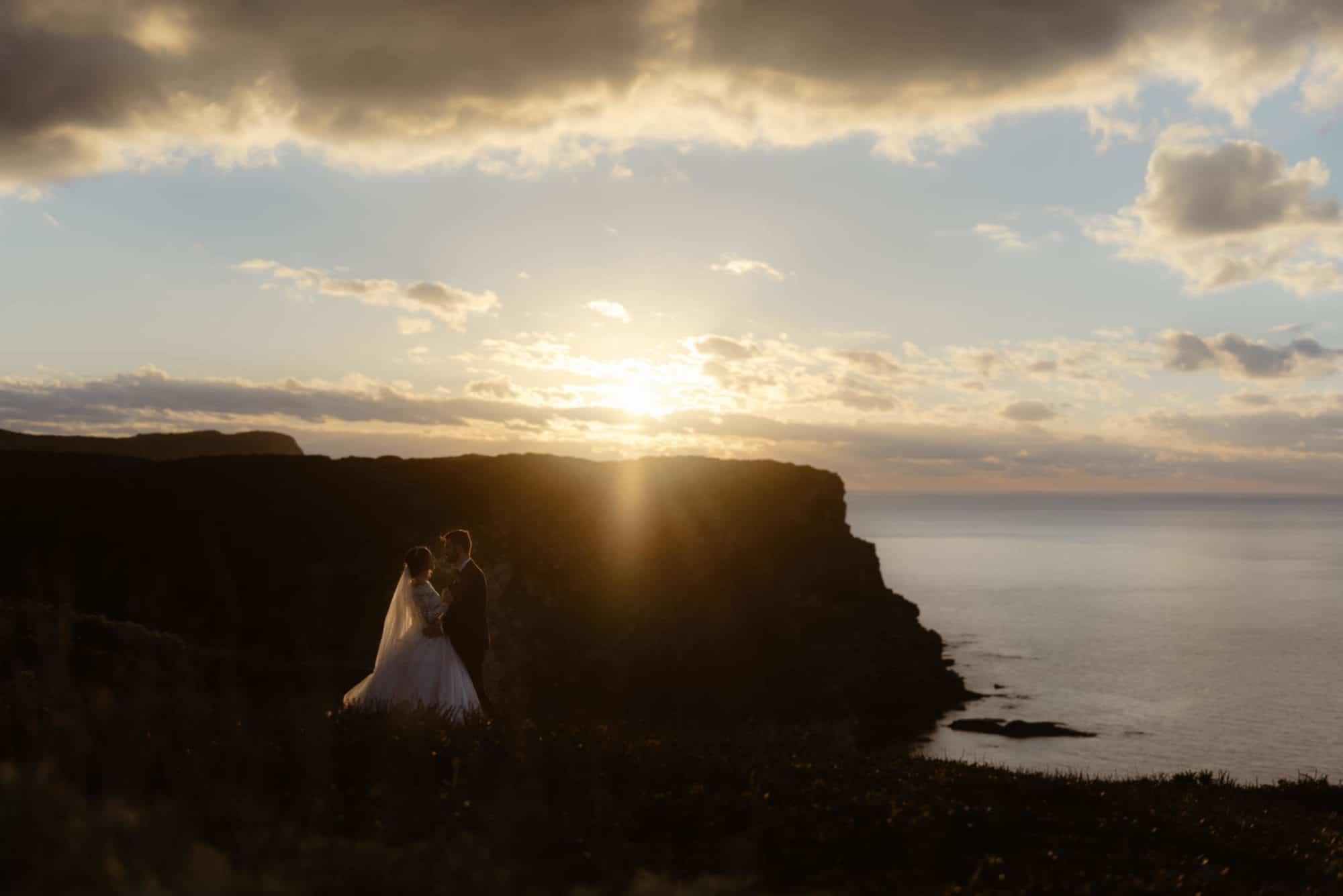 Beach wedding alghero