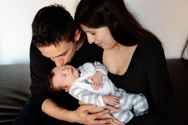 lifestyle newborn photo oristano