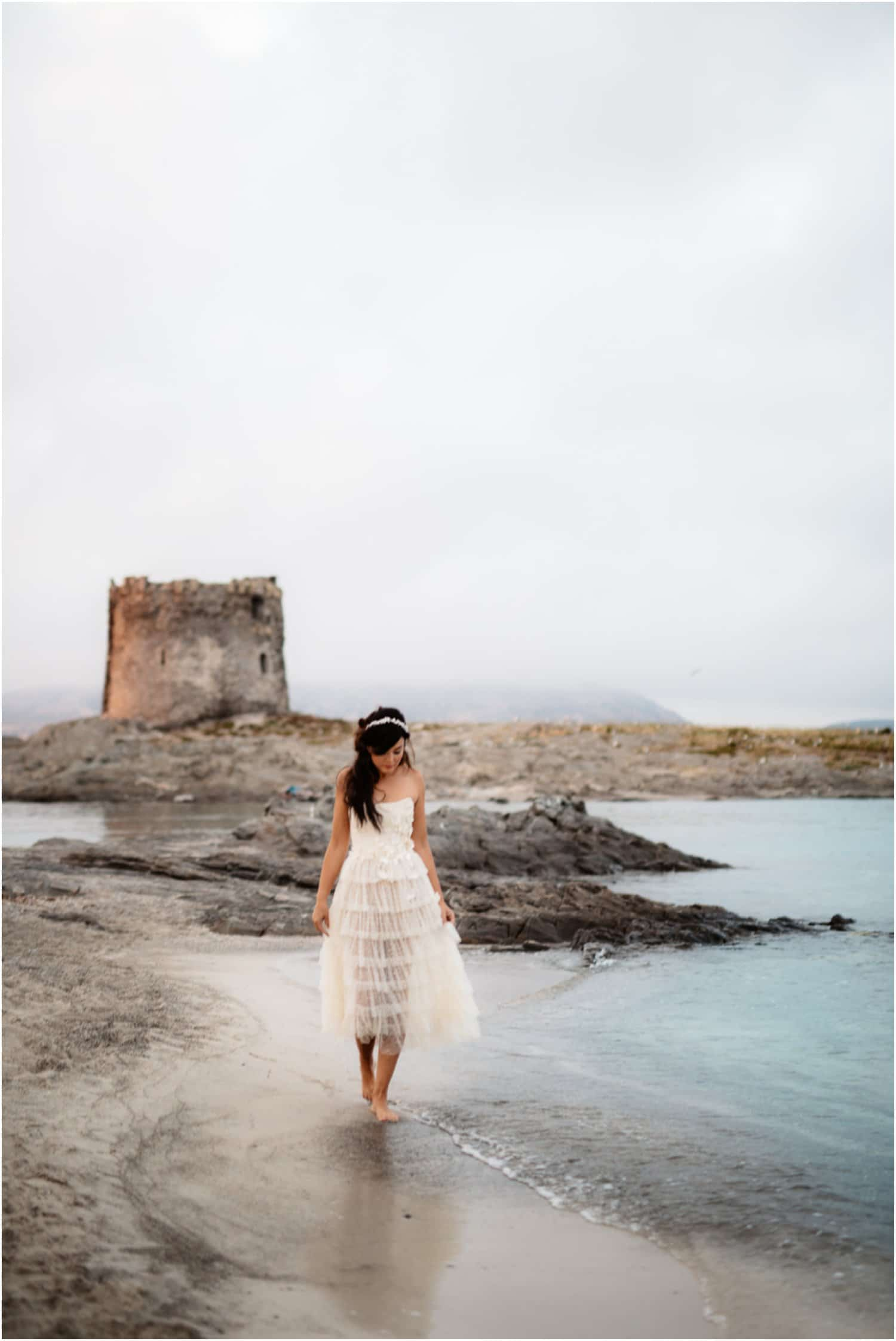 Wedding beach stintino Pelosa