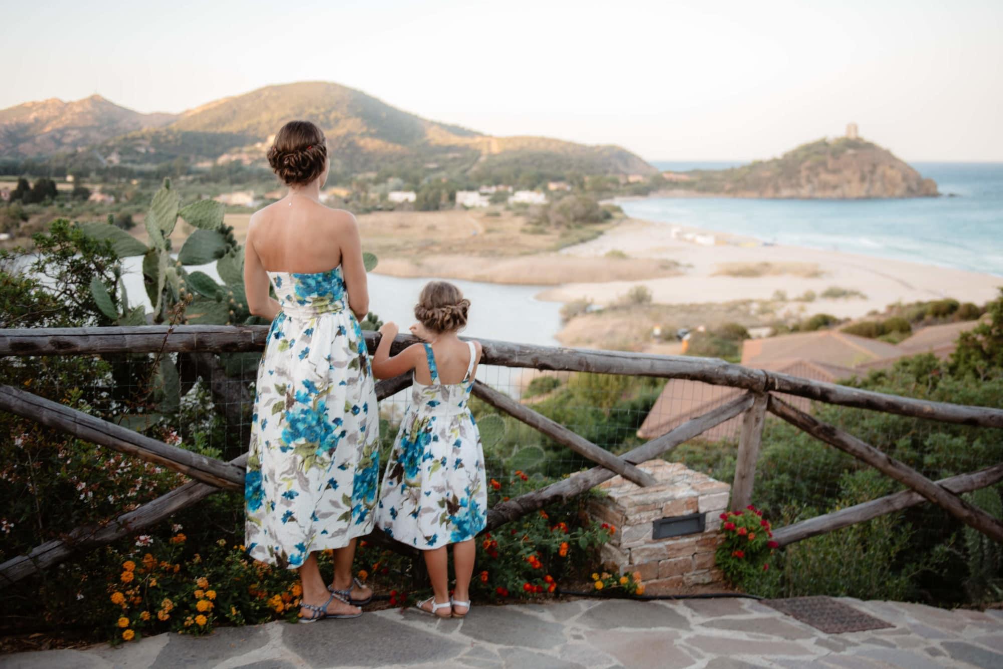 Vacation photographer Sardinia.
