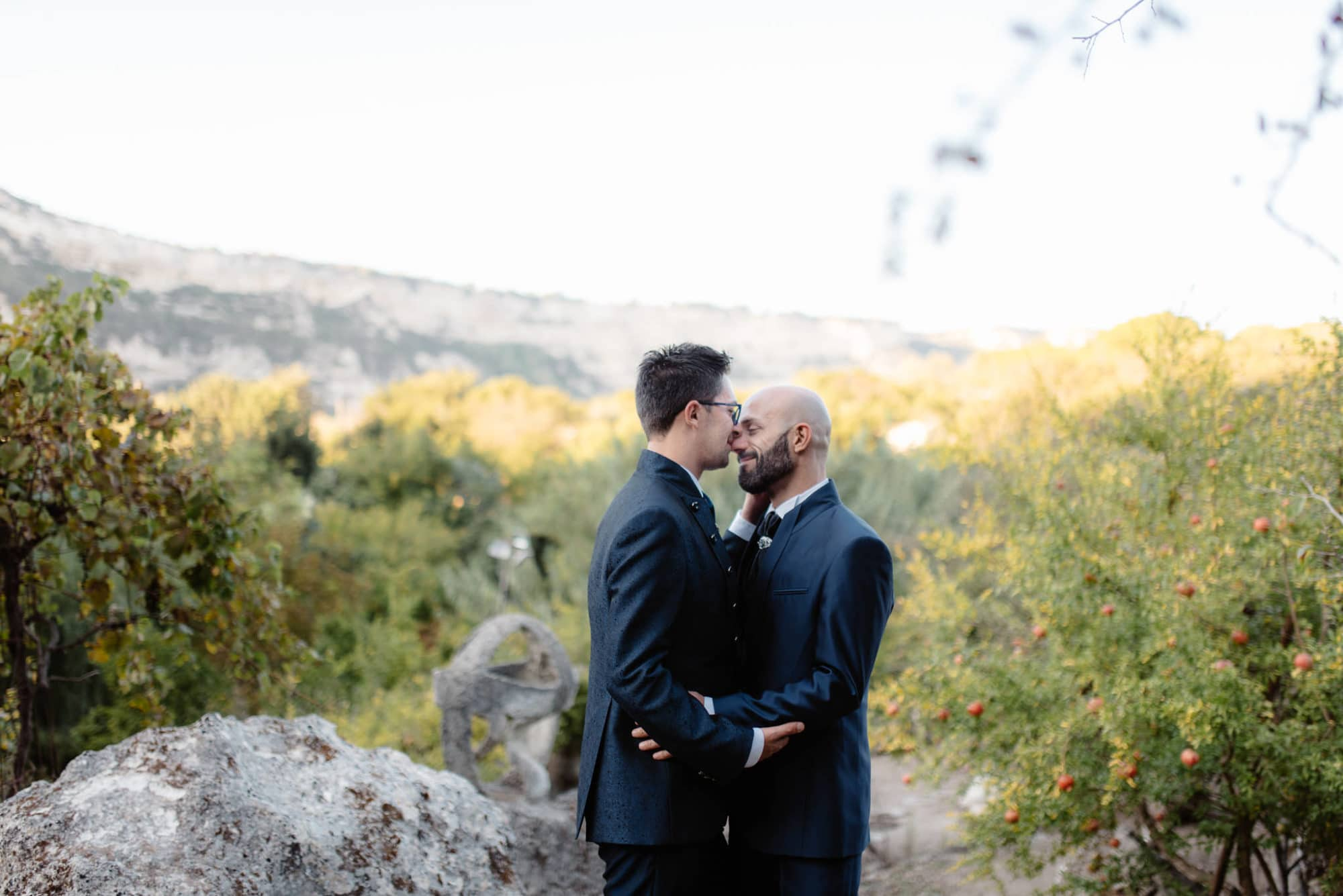 olbia Same-sex wedding