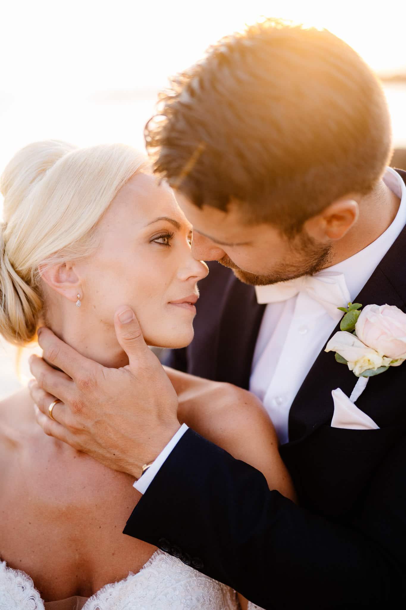 elegant wedding photographer sardinia