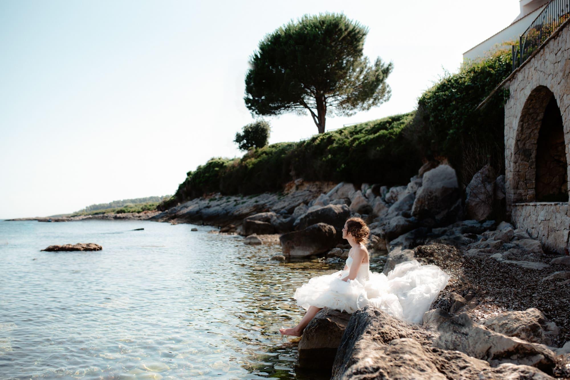 wedding beach alghero